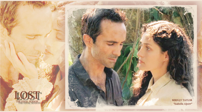 LOST (ABC) Mirelly Taylor period piece time nestor carbonell 1800's canary islands richard alpert isabella alpert