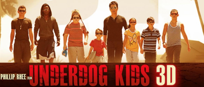 Underdog kids banner